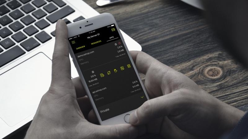 SuperAdmin mobile app