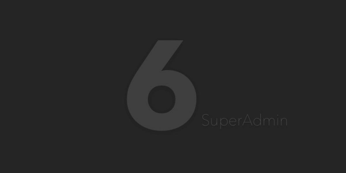 Premium SuperAdmin v6.0