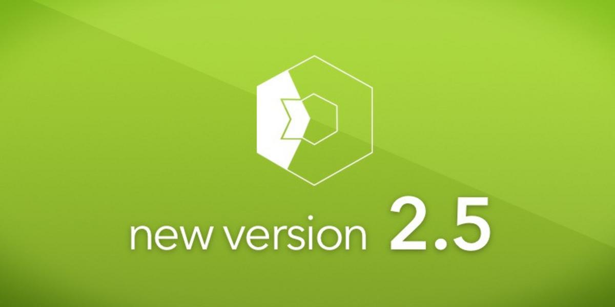 New Total.js version 2.5