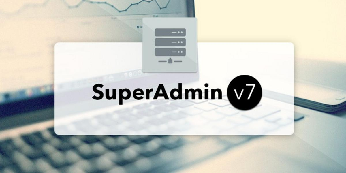 New Premium SuperAdmin v7