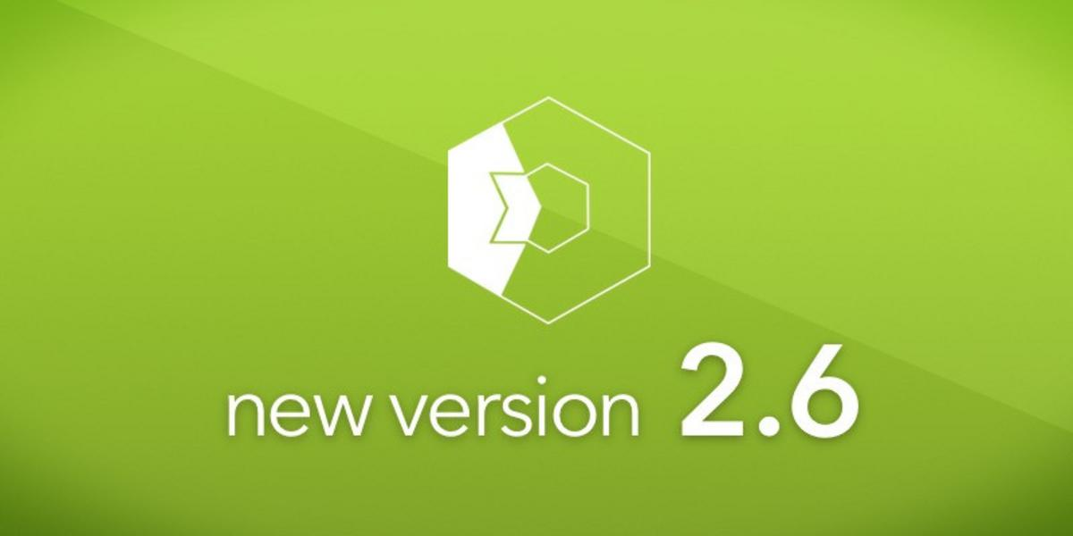 New Total.js Framework version 2.6