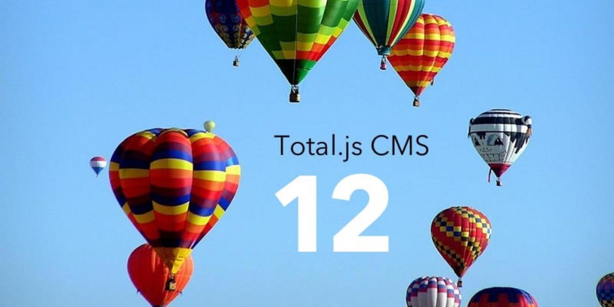 Total.js CMS v12