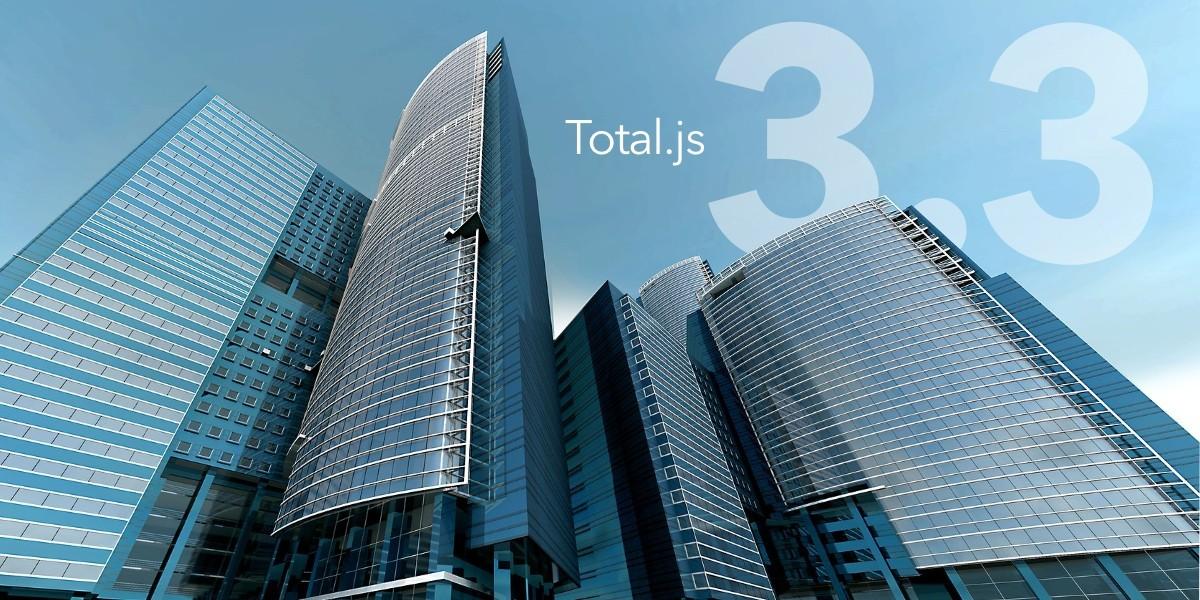 Total.js v3.3.0