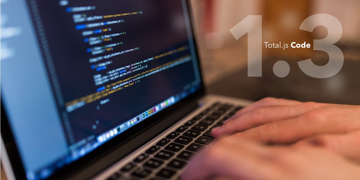 Total.js Code v1.3