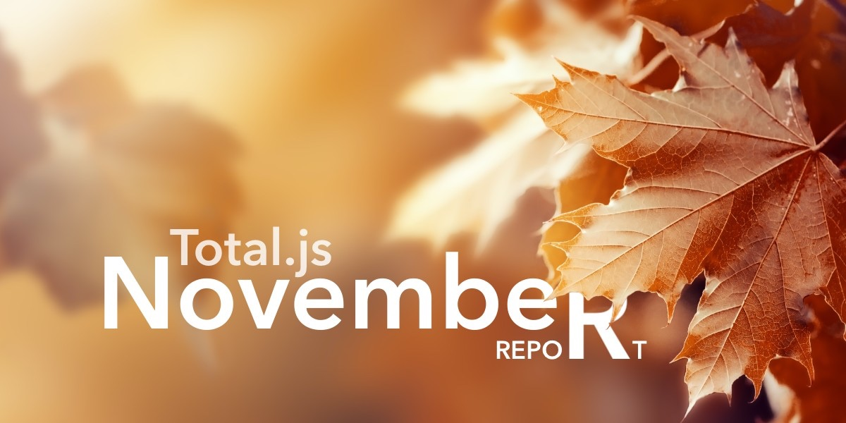 November Report