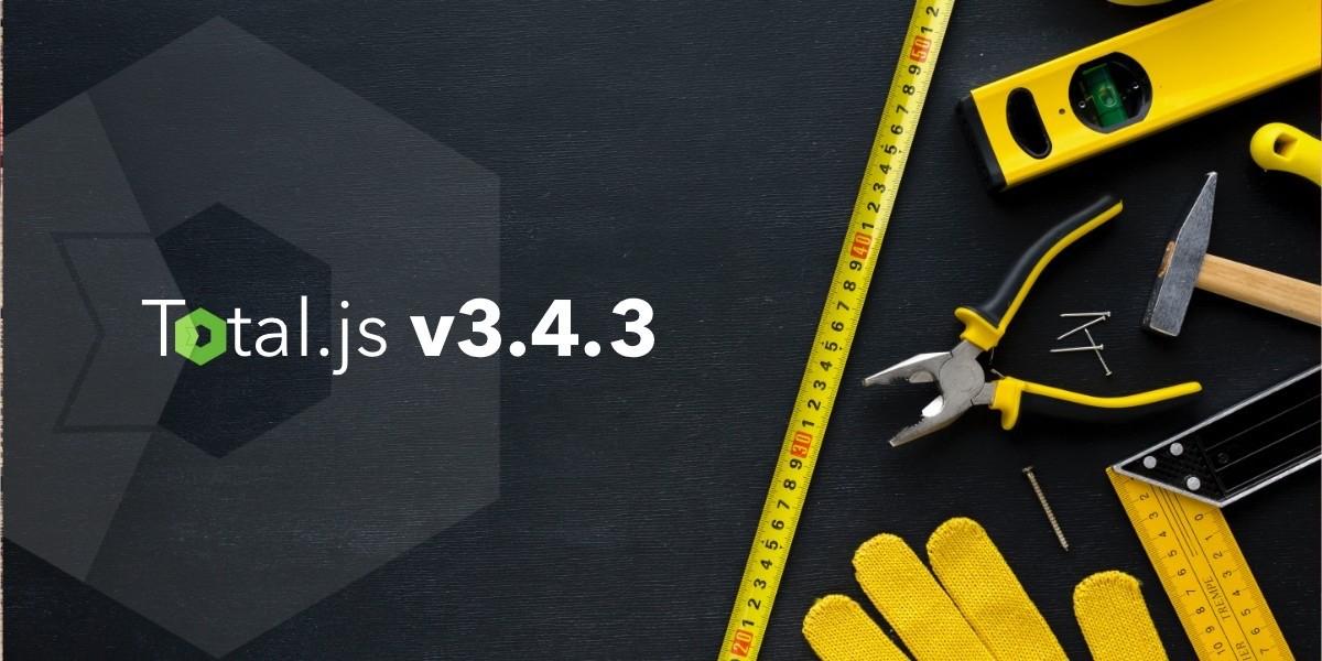 Total.js v3.4.3