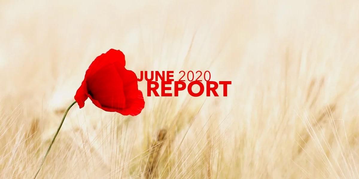 June report 2020