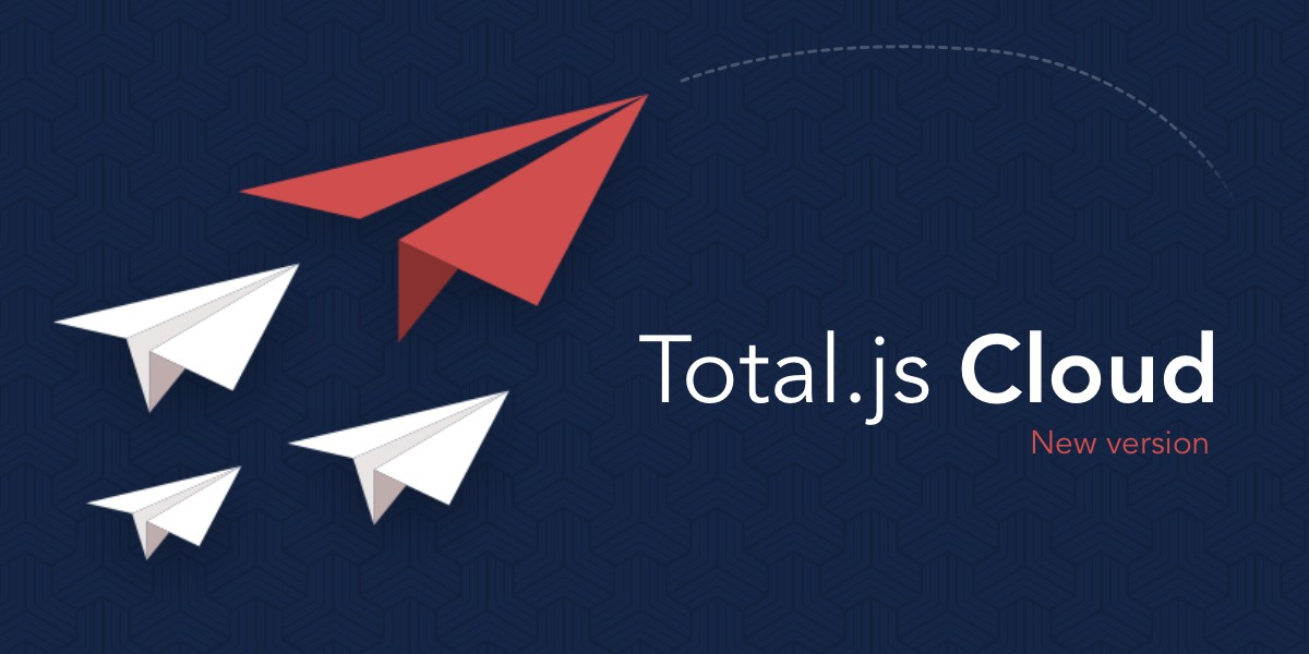 New Total.js Cloud version