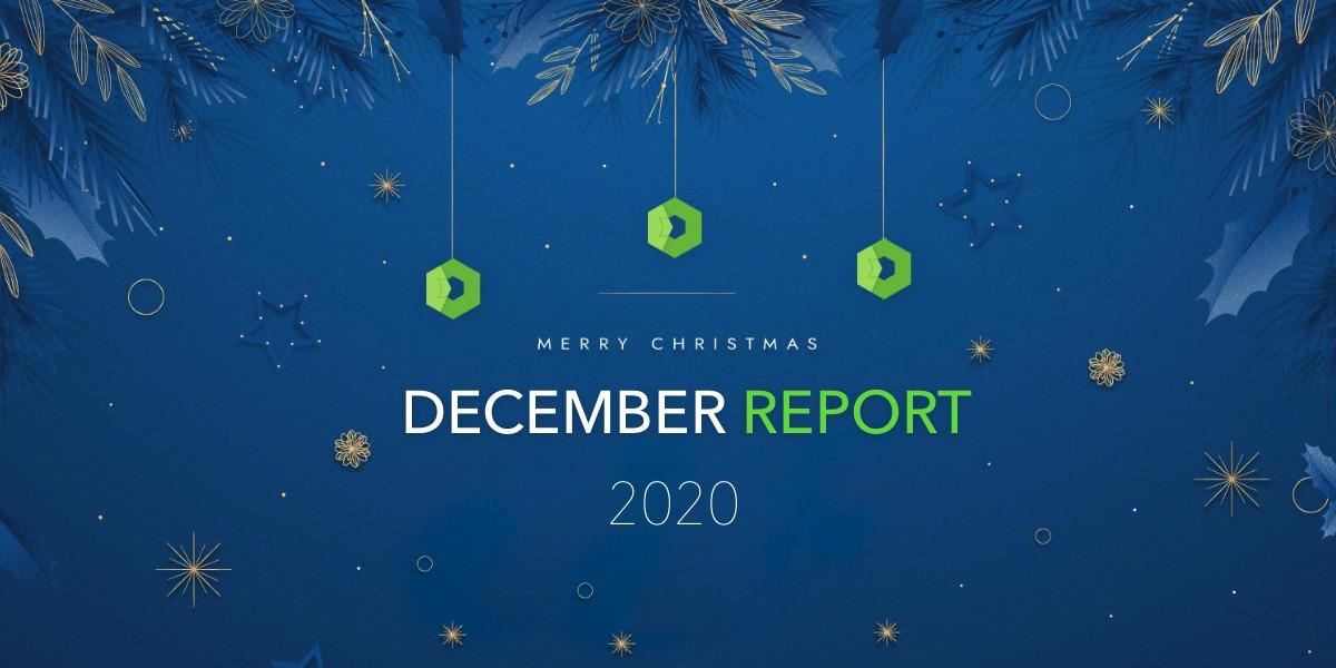 December report 2020