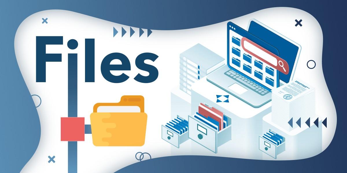 Node.js Files app