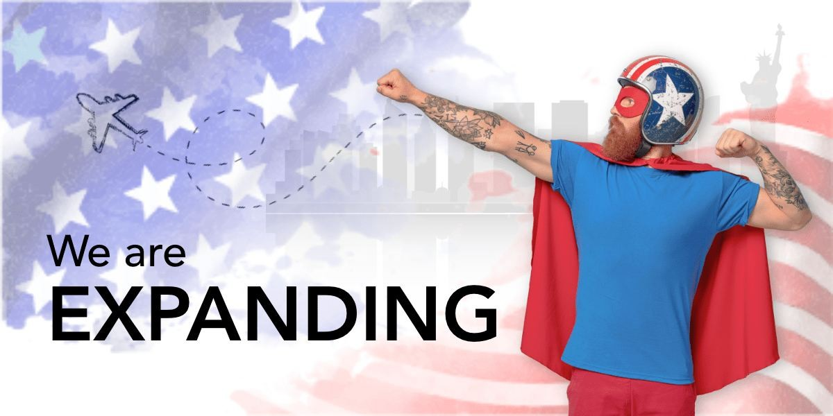 Announcing our expansion in the U.S.