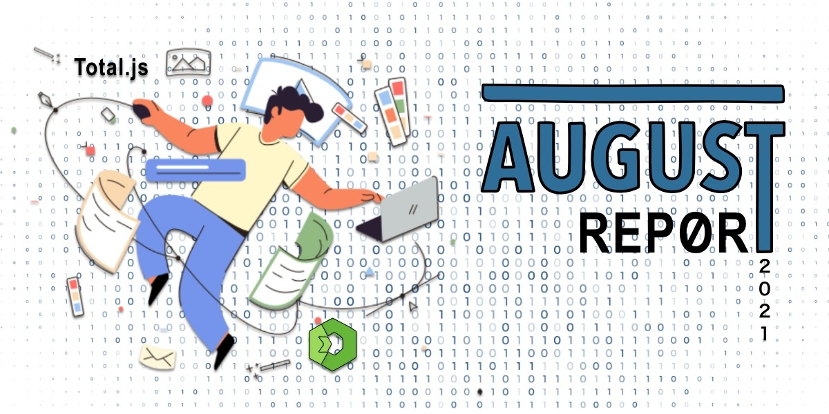 August report 2021