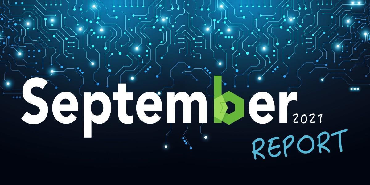 September report 2021